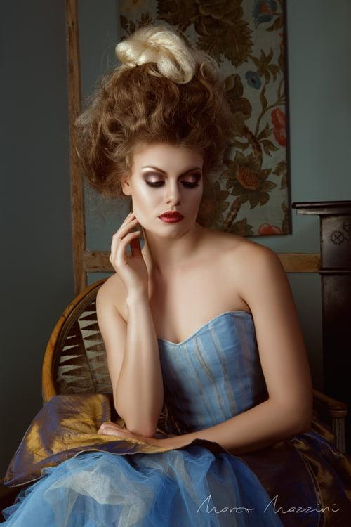 Young Lady Of The West   by Marco Mazzini, Lynn Schockmel, Marije Dijkema
