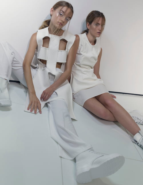 Work  by Ralf Michalak, Promo Magazine, Romy Bott, Philipp Lichtenfeld, Helen Loris, Maryia