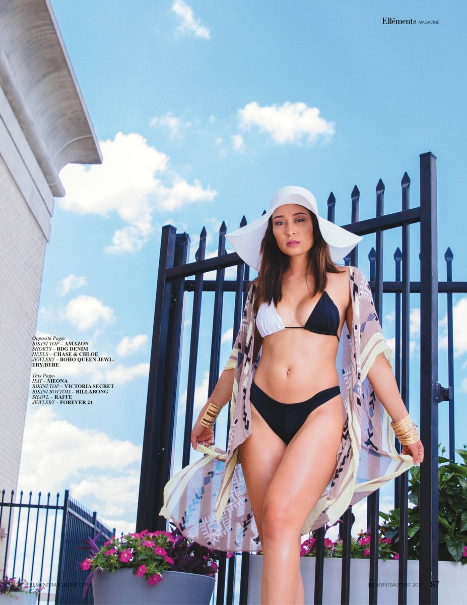 Chloe nicole model page