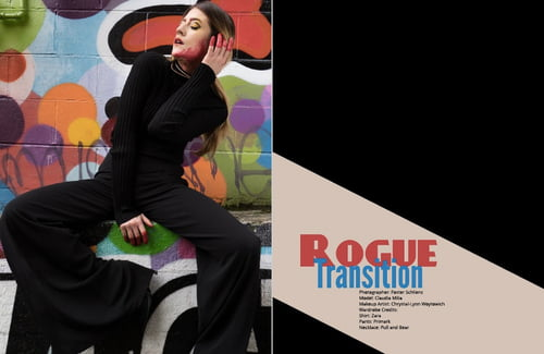 March 2018 IMIRAGEmagazine pubblication   by Claudia Milia, IMIRAGEmagazine, Chrystal-Lynn Woytowich, Foster Schlienz