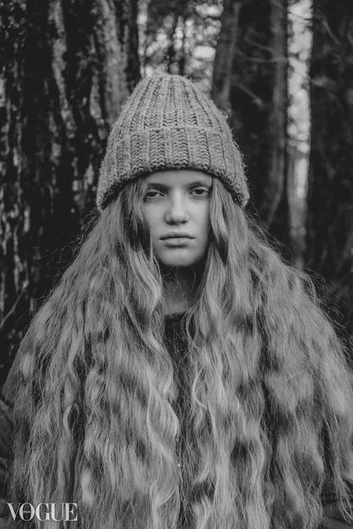 Work  by Yan , Sveta Filippova, Vogue Italia