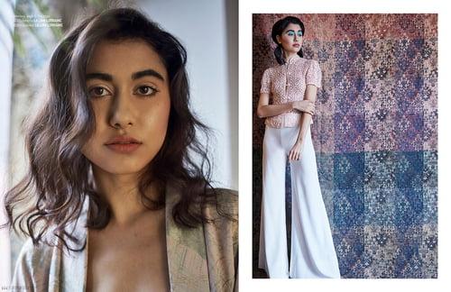 Work  by Kristen Walther, Michael Glorioso , Youssera, Habiba Elshazly