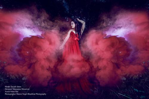 Work  by Maryanne Meservey , BlackKat Photography , Tayjah Jones