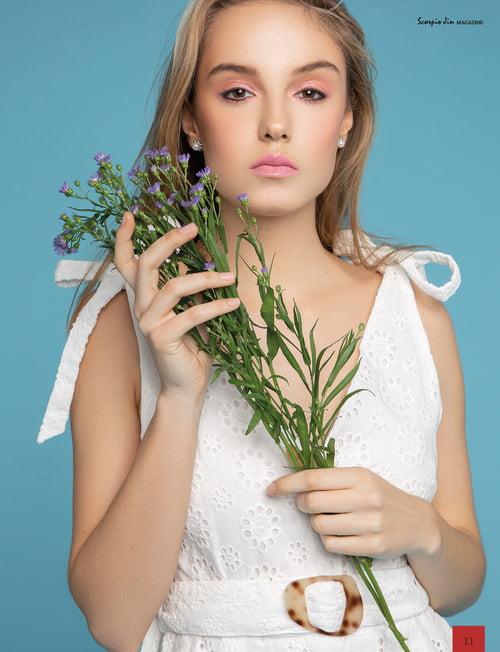 Work  by Alessia Pozzi, Bianca Prieto, Yulia Maystrenko, Michaela Kravarikova