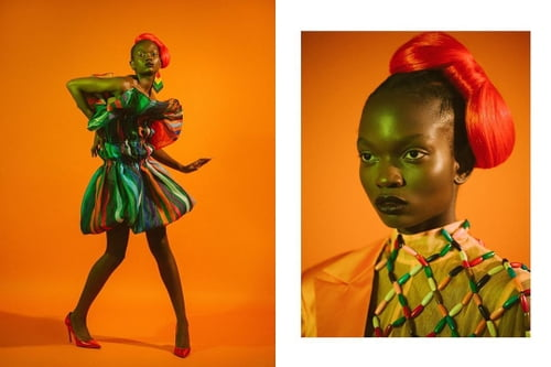 Work  by Sarah MK Paris, Julia Sariy, David Drazzano, Tomoko Kuwamura