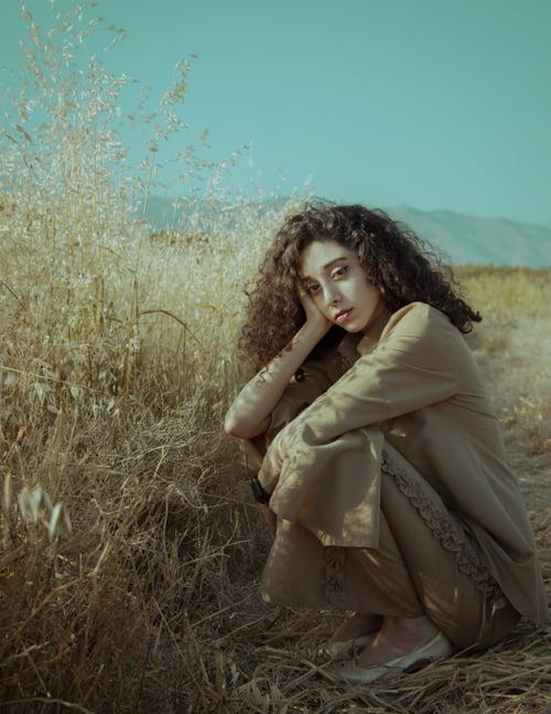 Work  by Negar Azizi, Sana Bakhshi