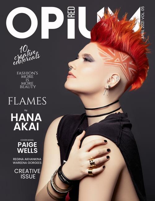 Work  by Opium Red Magazine
