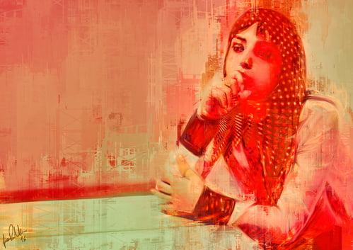 Work  by Juan Redruello, Gabriella Catalano