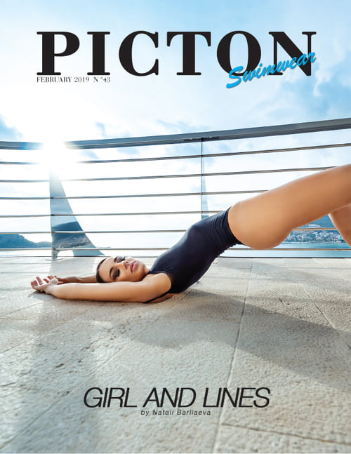 Work  by Picton Magazine, Natali Barliaeva