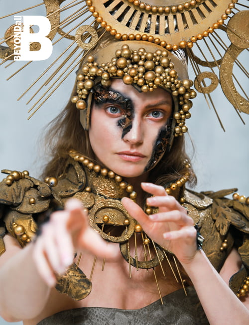 Work  by BEYONDall, Anna Dekina, Mua Forum For Makeuprushgame, Uvarova Alena, Grishantseva Ekaterina, Mozina Katya, Velichkina Tatiana