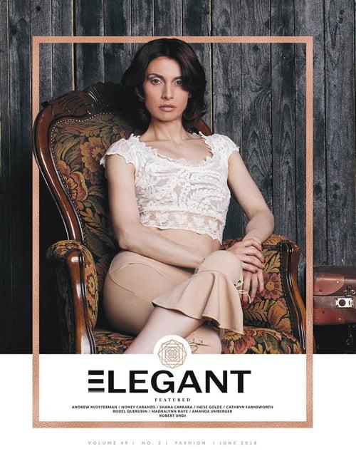 Work  by Biagio De Giovanni, Alessandra Galati, ELEGANT Magazine, Nicole Carli, Giulio Silvestri