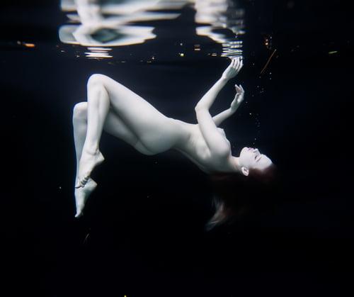 Every so often, I find myself breathing underwater   by Jade Strange, Peter Maddock Wilkins