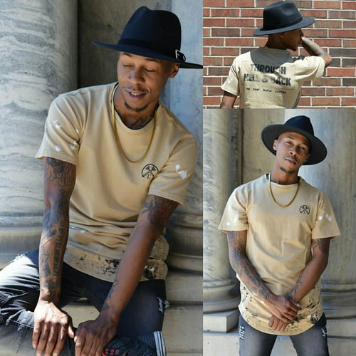 New look available at TREND UP, 617 Main St., Buffalo, NY 14203 or online: www.TrendUpStore.com   by Giovanni Centurione, Real Blacksoul, Hefe Bossup