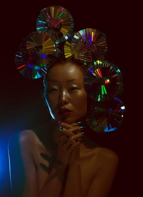 Work  by Lisa Jayne Millinery - Lisa Jayne Styles, Ceci Zhang, Steve Taylor, Alexthemua