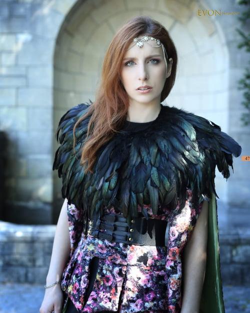 Work  by Justine Sirabella, SAMS ARIFIN, DIANE MARTIN, EVON Magazine, Dame Ambroisy