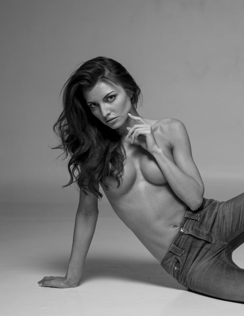 """""""From Russia with love"""" - Edith Mag Denim Issue   by Edith Magazine, Lana Alexandra, Tim Bracey"""