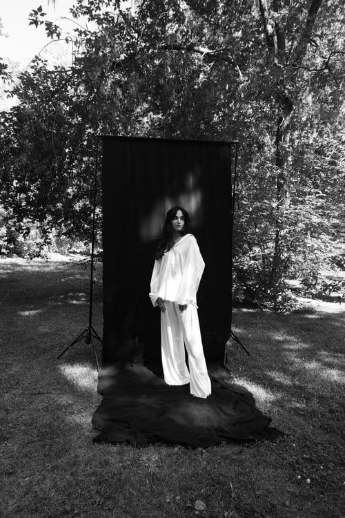 Work  by Alina Ogonek, INTRAmagazine, Anna Nizamova