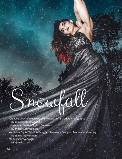 Work  by BlackKat Photography , Maryanne Meservey , Northside Magazine, Soumya Singh