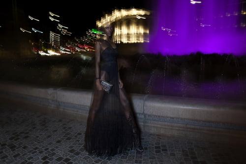 Work  by Guy-didier Debast, Christine Akbaba, Claudia Casentini, Stella Models