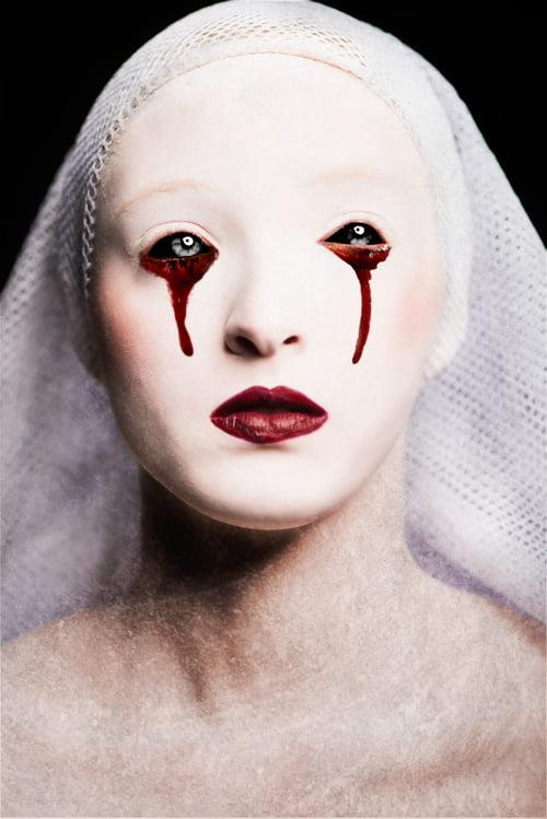 Bloody Tears   by Ivonne Carlo Sellés Starbuck, Radikal Makeup, Angélica Fabiola