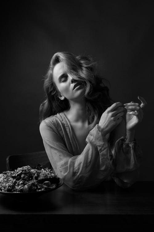 Silent Dialogue   by Judy Hudson
