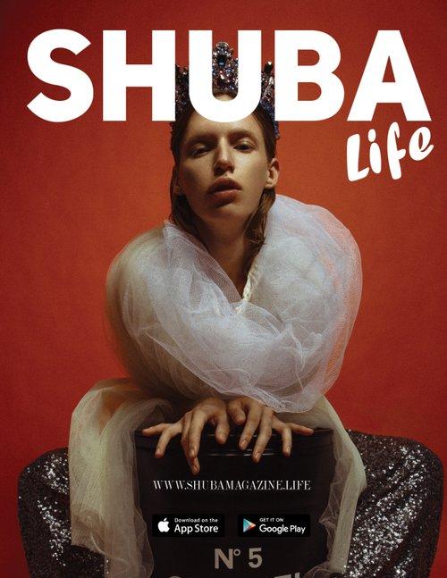 Work  by SHUBA MAGAZINE, Nick Frank, Arte, Anna Nagornaya , Lofty
